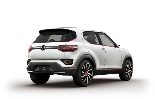 Bộ ba xe mới ấn tượng sẽ ra mắt trong tháng này của Daihatsu - Ảnh 14.