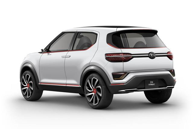 Bộ ba xe mới ấn tượng sẽ ra mắt trong tháng này của Daihatsu - Ảnh 16.