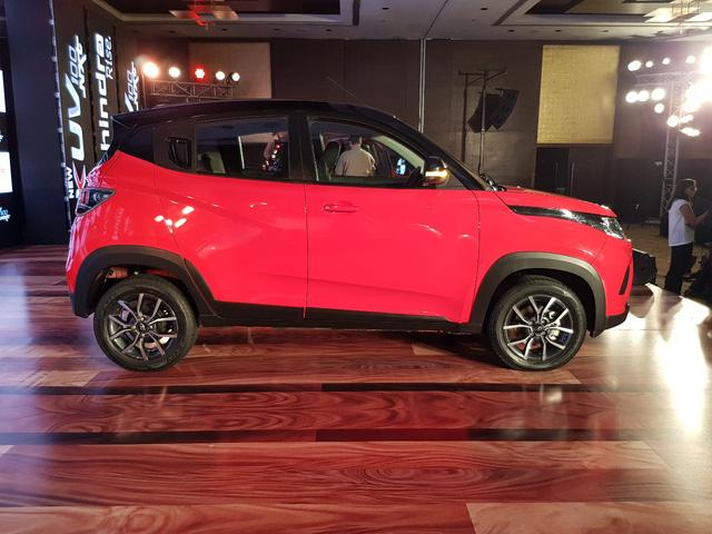Mahindra KUV100 NXT - Crossover nhỏ gọn, giá rẻ hơn cả Honda SH300i - Ảnh 7.