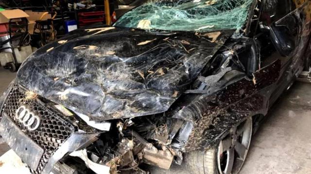 Vụ tai nạn ở vận tốc 200 km/h này cho thấy xe Audi đắt xắt ra miếng - Ảnh 3.