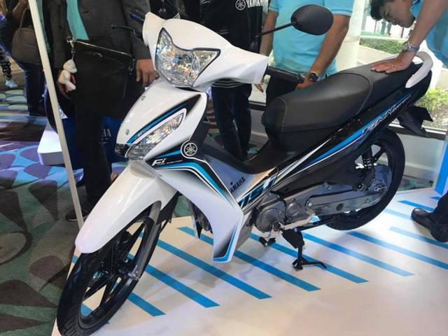 Yamaha ra mắt xe số mới có giá từ 25 triệu Đồng, cạnh tranh Honda Wave - Ảnh 1.