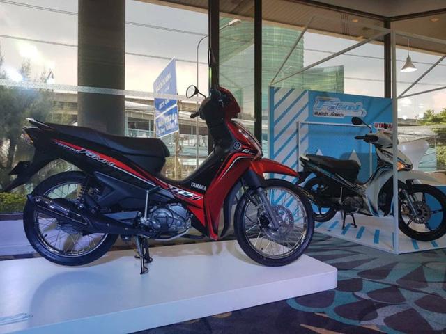 Yamaha ra mắt xe số mới có giá từ 25 triệu Đồng, cạnh tranh Honda Wave - Ảnh 8.