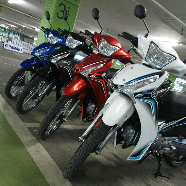Yamaha ra mắt xe số mới có giá từ 25 triệu Đồng, cạnh tranh Honda Wave - Ảnh 9.