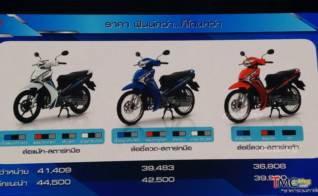 Yamaha ra mắt xe số mới có giá từ 25 triệu Đồng, cạnh tranh Honda Wave - Ảnh 10.