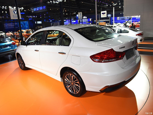 Sedan cỡ nhỏ Suzuki Ciaz 2017 được chốt giá, chỉ từ 324 triệu Đồng - Ảnh 2.