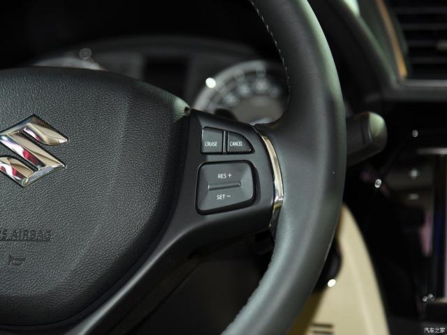Sedan cỡ nhỏ Suzuki Ciaz 2017 được chốt giá, chỉ từ 324 triệu Đồng - Ảnh 5.