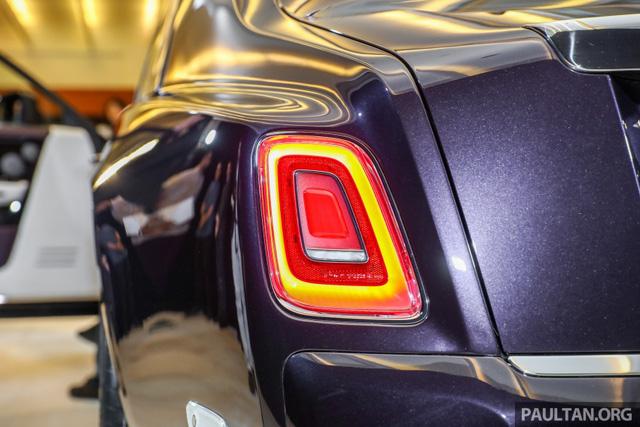 Xe siêu sang Rolls-Royce Phantom 2018 ra mắt Đông Nam Á với giá chưa thuế từ 11,8 tỷ Đồng - Ảnh 6.
