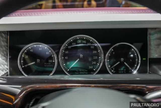 Xe siêu sang Rolls-Royce Phantom 2018 ra mắt Đông Nam Á với giá chưa thuế từ 11,8 tỷ Đồng - Ảnh 10.
