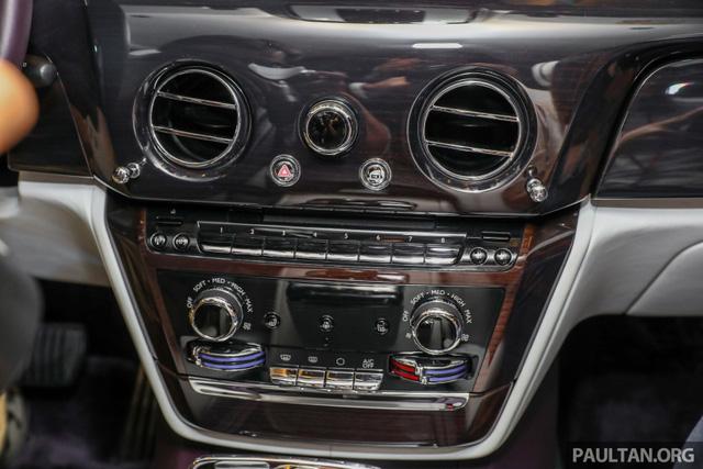 Xe siêu sang Rolls-Royce Phantom 2018 ra mắt Đông Nam Á với giá chưa thuế từ 11,8 tỷ Đồng - Ảnh 19.