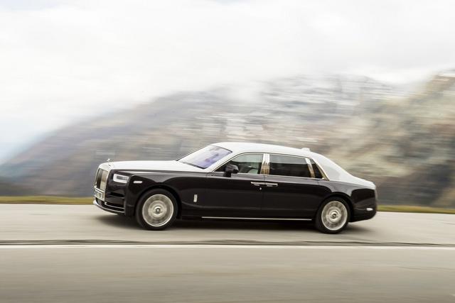 Rolls-Royce phát triển Phantom chạy điện dù khách hàng không có nhu cầu mua - Ảnh 1.