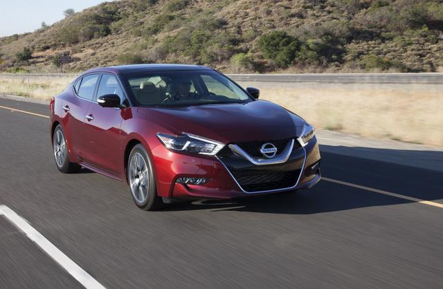 Nissan Maxima 2018 được nâng cấp nhẹ để cạnh tranh tốt hơn với Toyota Avalon - Ảnh 1.
