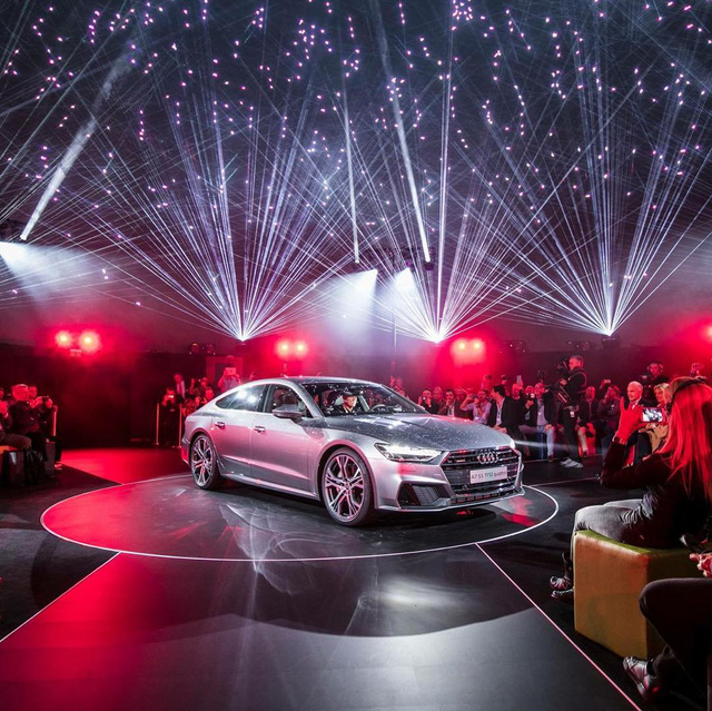 Chiêm ngưỡng vẻ đẹp bằng xương, bằng thịt của xe sang Audi A7 Sportback 2018 mới ra mắt - Ảnh 1.