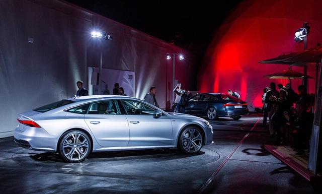 Chiêm ngưỡng vẻ đẹp bằng xương, bằng thịt của xe sang Audi A7 Sportback 2018 mới ra mắt - Ảnh 12.