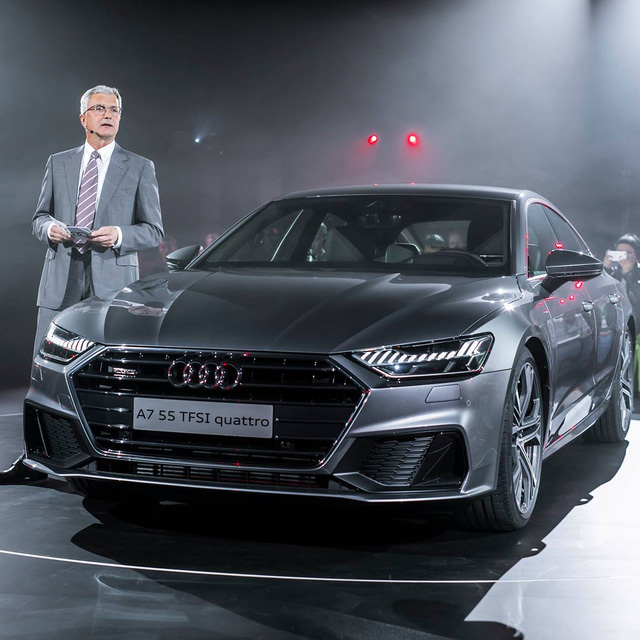 Chiêm ngưỡng vẻ đẹp bằng xương, bằng thịt của xe sang Audi A7 Sportback 2018 mới ra mắt - Ảnh 13.