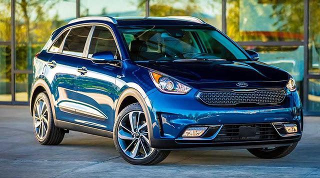 10 mẫu xe đáng tin cậy nhất năm 2017