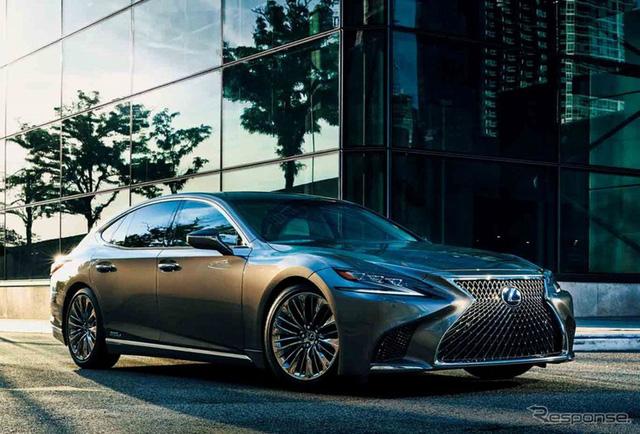 Lexus LS 2018 ra mắt tại quê nhà với giá khởi điểm dưới 2 tỷ Đồng - Ảnh 1.