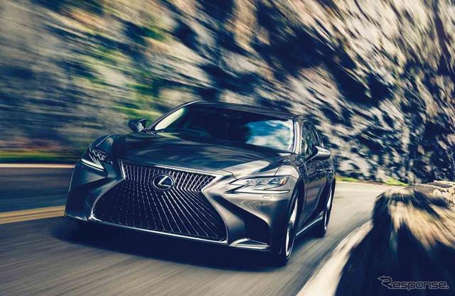 Lexus LS 2018 ra mắt tại quê nhà với giá khởi điểm dưới 2 tỷ Đồng - Ảnh 3.