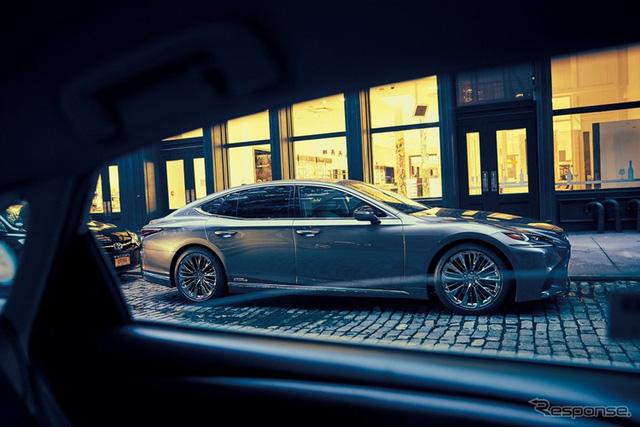 Lexus LS 2018 ra mắt tại quê nhà với giá khởi điểm dưới 2 tỷ Đồng - Ảnh 4.