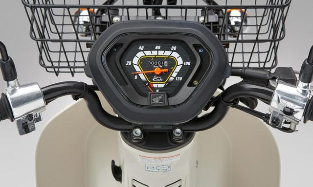 Không hổ danh là xe máy bán chạy nhất mọi thời đại, Honda Super Cub đạt mốc 100 triệu chiếc xuất xưởng - Ảnh 6.