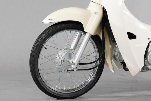 Không hổ danh là xe máy bán chạy nhất mọi thời đại, Honda Super Cub đạt mốc 100 triệu chiếc xuất xưởng - Ảnh 8.