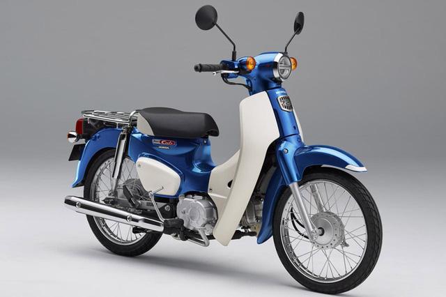 Không hổ danh là xe máy bán chạy nhất mọi thời đại, Honda Super Cub đạt mốc 100 triệu chiếc xuất xưởng - Ảnh 10.