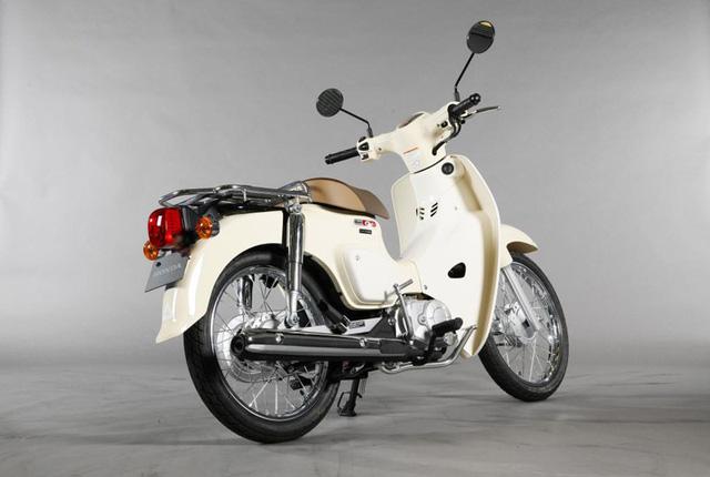 Không hổ danh là xe máy bán chạy nhất mọi thời đại, Honda Super Cub đạt mốc 100 triệu chiếc xuất xưởng - Ảnh 11.
