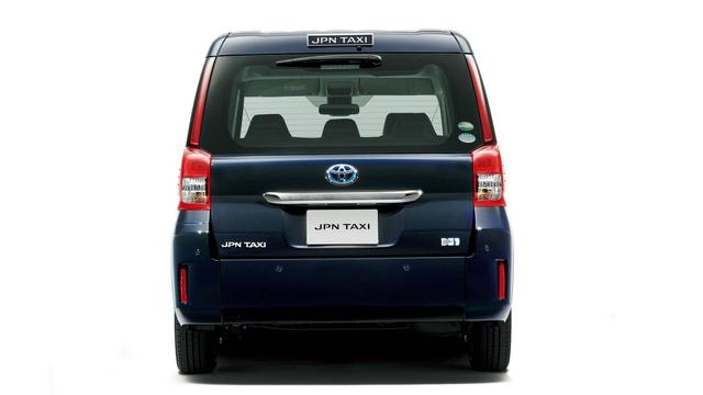 Toyota JPN Taxi - Xe taxi chuyên dụng giá cao - Ảnh 6.