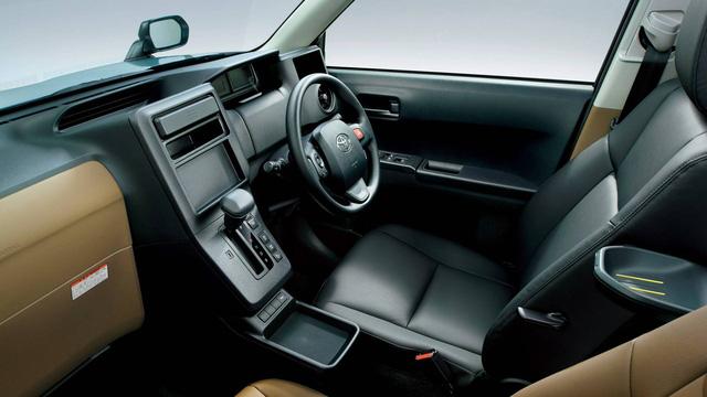 Toyota JPN Taxi - Xe taxi chuyên dụng giá cao - Ảnh 10.