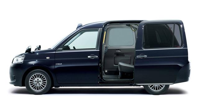 Toyota JPN Taxi - Xe taxi chuyên dụng giá cao - Ảnh 16.