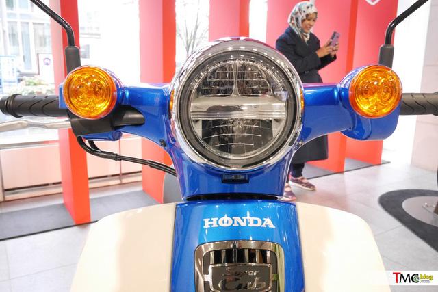 Chiêm ngưỡng phiên bản mới của huyền thoại Honda Super Cub tại đại lý - Ảnh 3.