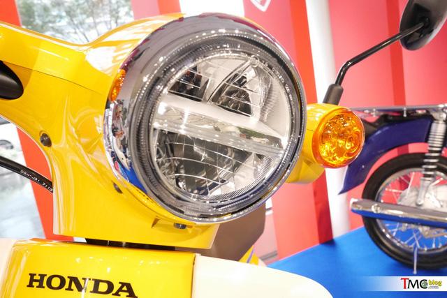 Chiêm ngưỡng phiên bản mới của huyền thoại Honda Super Cub tại đại lý - Ảnh 2.