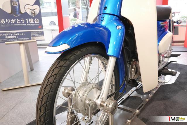 Chiêm ngưỡng phiên bản mới của huyền thoại Honda Super Cub tại đại lý - Ảnh 10.