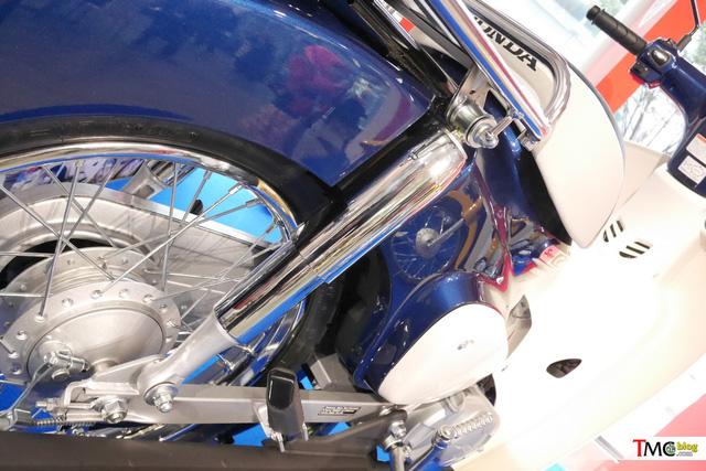 Chiêm ngưỡng phiên bản mới của huyền thoại Honda Super Cub tại đại lý - Ảnh 11.