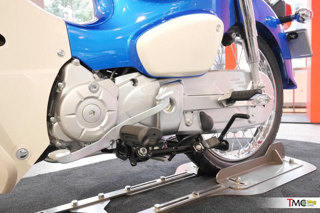 Chiêm ngưỡng phiên bản mới của huyền thoại Honda Super Cub tại đại lý - Ảnh 13.