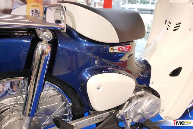 Chiêm ngưỡng phiên bản mới của huyền thoại Honda Super Cub tại đại lý - Ảnh 15.
