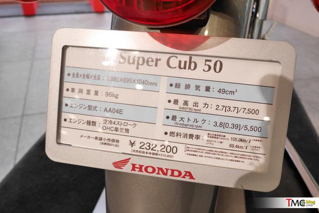 Chiêm ngưỡng phiên bản mới của huyền thoại Honda Super Cub tại đại lý - Ảnh 16.