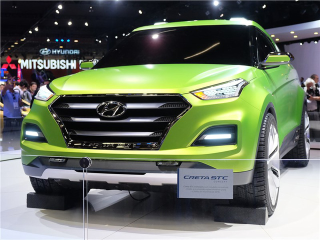 Xe bán tải Hyundai Creta STC sẽ được bán ra vào năm 2019 - Ảnh 1.