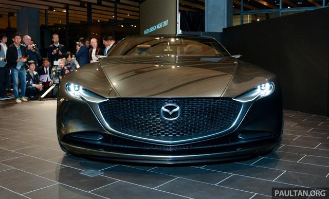 Ngắm Mazda Vision Coupe để biết Mazda6 thế hệ mới sẽ trông như thế nào - Ảnh 6.