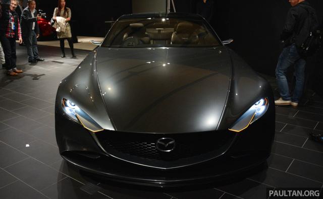 Ngắm Mazda Vision Coupe để biết Mazda6 thế hệ mới sẽ trông như thế nào - Ảnh 7.
