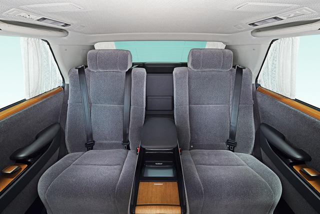 Chiêm ngưỡng vẻ đẹp hoài cổ của limousine 4 cửa Toyota Century 2018 ngoài đời thực - Ảnh 6.