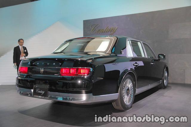Chiêm ngưỡng vẻ đẹp hoài cổ của limousine 4 cửa Toyota Century 2018 ngoài đời thực - Ảnh 9.