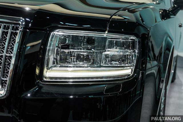 Chiêm ngưỡng vẻ đẹp hoài cổ của limousine 4 cửa Toyota Century 2018 ngoài đời thực - Ảnh 5.
