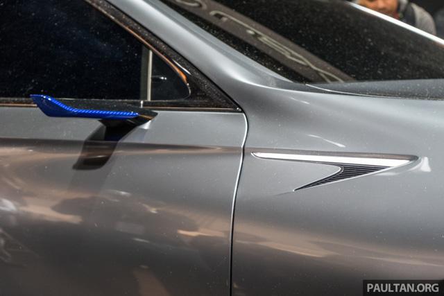 LS+ Concept - Hình ảnh xem trước cho sedan hạng sang đầu bảng của Lexus - Ảnh 5.