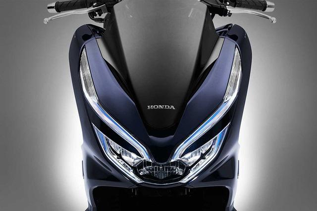 Bộ đôi Honda PCX Hybrid và PCX Electric được vén màn, sẽ bán vào năm sau - Ảnh 12.