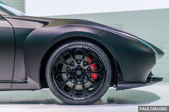 Ngắm Toyota GR HV Sports - phiên bản mui trần của xe từng ế nhất Việt Nam - bằng xương, bằng thịt - Ảnh 5.