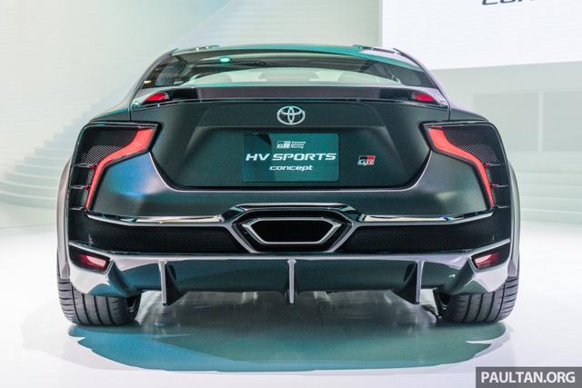Ngắm Toyota GR HV Sports - phiên bản mui trần của xe từng ế nhất Việt Nam - bằng xương, bằng thịt - Ảnh 6.