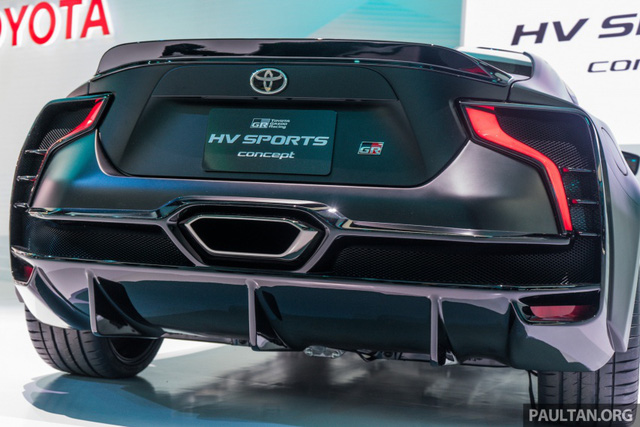 Ngắm Toyota GR HV Sports - phiên bản mui trần của xe từng ế nhất Việt Nam - bằng xương, bằng thịt - Ảnh 12.