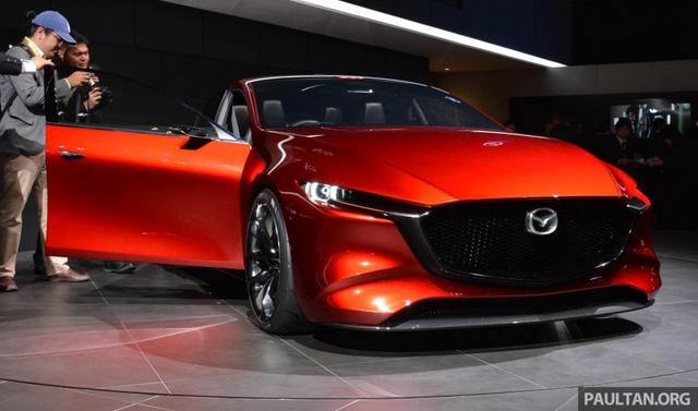 Ngắm ảnh thật của Mazda Kai - mẫu xe sexy khuấy đảo triển lãm Tokyo 2017 - Ảnh 15.