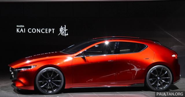 Ngắm ảnh thật của Mazda Kai - mẫu xe sexy khuấy đảo triển lãm Tokyo 2017 - Ảnh 4.