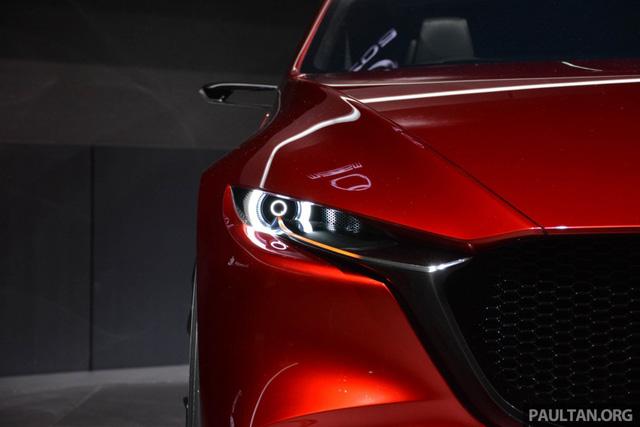 Ngắm ảnh thật của Mazda Kai - mẫu xe sexy khuấy đảo triển lãm Tokyo 2017 - Ảnh 6.